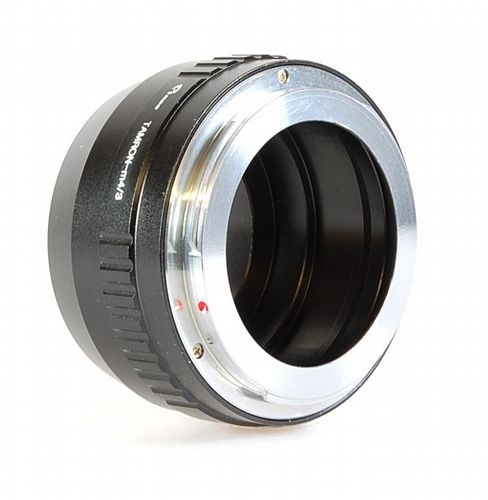 Tamron Lens to Micro Four Thirds Adaptor - Tamron Lens to Micro Four Thirds Camera Adaptor